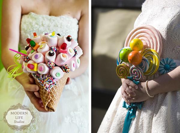 perierga.gr - Παράξενα γαμήλια μπουκέτα!