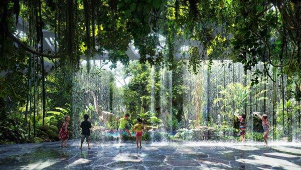 perierga.gr - Το πρώτο ξενοδοχείο με δικό του... δάσος!