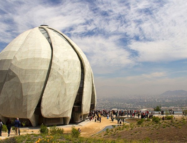 Ένας ναός για όλες τις θρησκείες του κόσμου