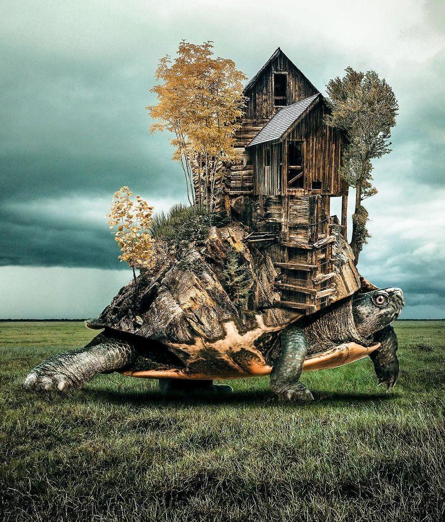 perierga.gr - Συνδυάζοντας τη φαντασία με την πραγματικότητα σε υπέροχες εικόνες!