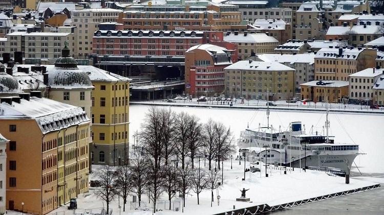 perierga.gr - Ξενοδοχείο-γιοτ στη Στοκχόλμη!