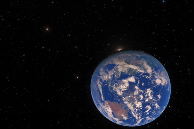 perierga.gr - Ανακαλύφθηκε νέος πλανήτης με πιθανότητα να φιλοξενεί ζωή!