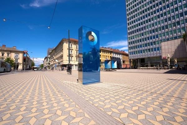 perierga.gr - Το κυανόμετρο της Λουμπλιάνας που μετράει το γαλάζιο του ουρανού!