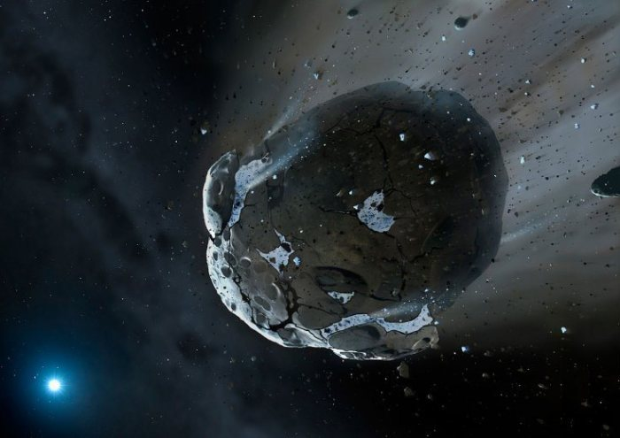Perierga.gr - Αποστολή της NASA θα επιχειρήσει να αναχαιτίσει αστεροειδή