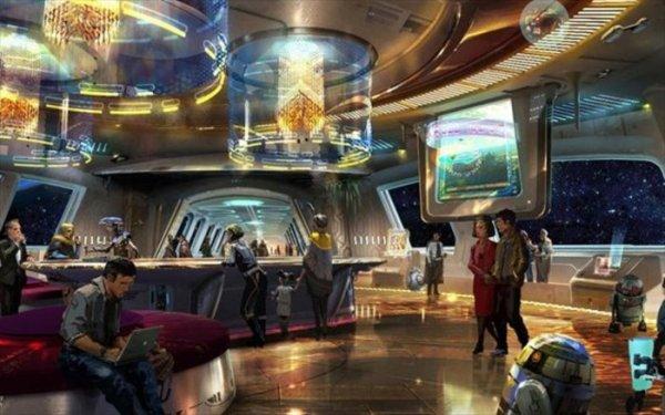 "perierga.gr - Ξενοδοχείο ""Star Wars"" από τη Walt Disney"