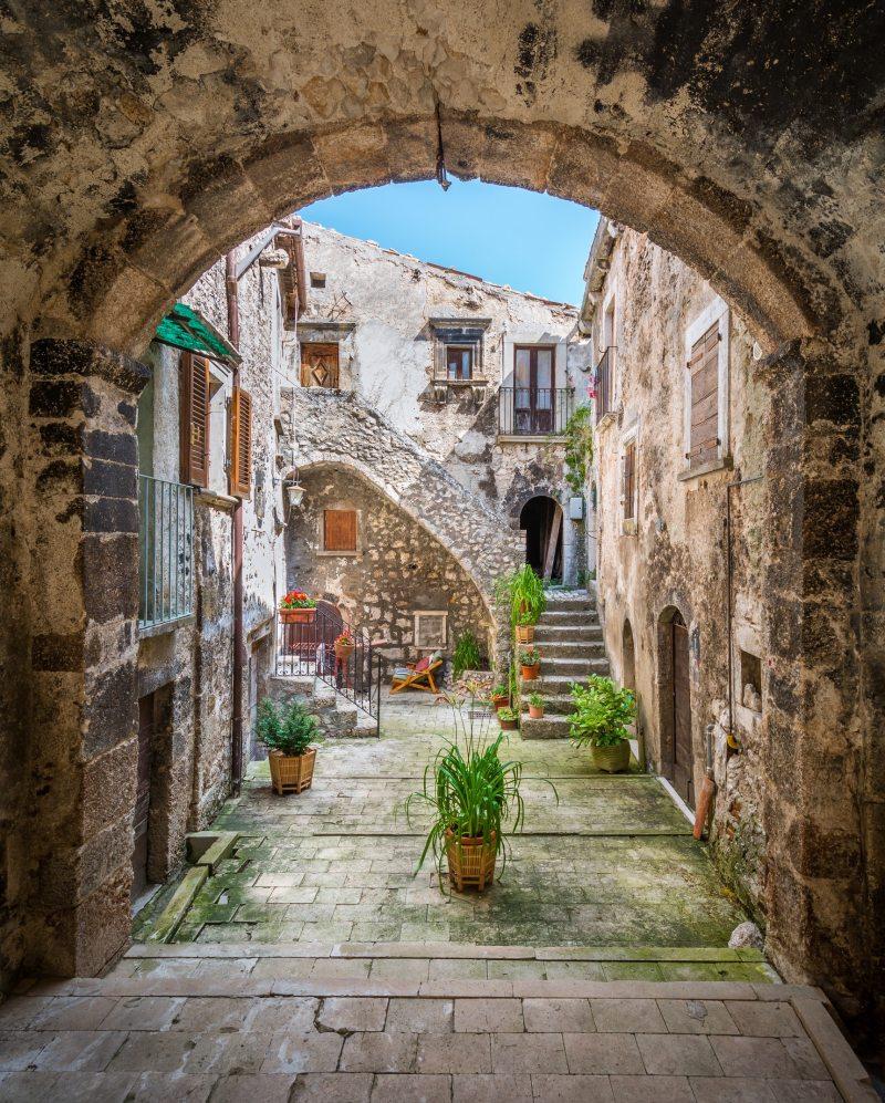 perierga.gr - 10 πανέμορφα χωριά της Ιταλίας!