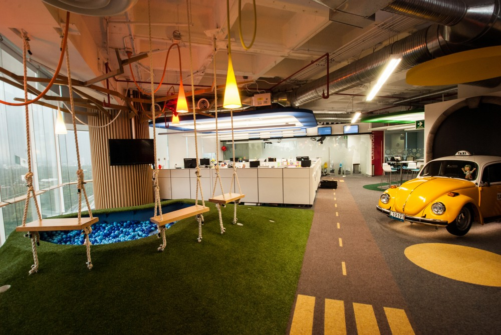 perierga.gr - Γιατί όλοι θέλουν να δουλέψουν στην Google;