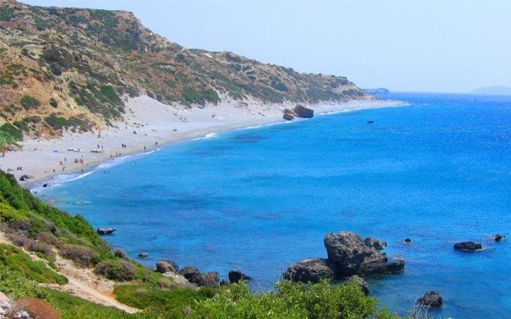Perierga.gr - Οι πιο όμορφες παραλίες του Ρεθύμνου
