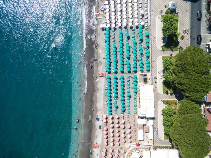 Perierga.gr - Καρτποσταλικά τοπία στην ακτή Αμάλφι