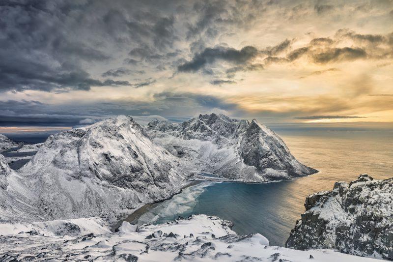 Perierga.gr - Θεαματικά τοπία από την... παγωμένη Αρκτική