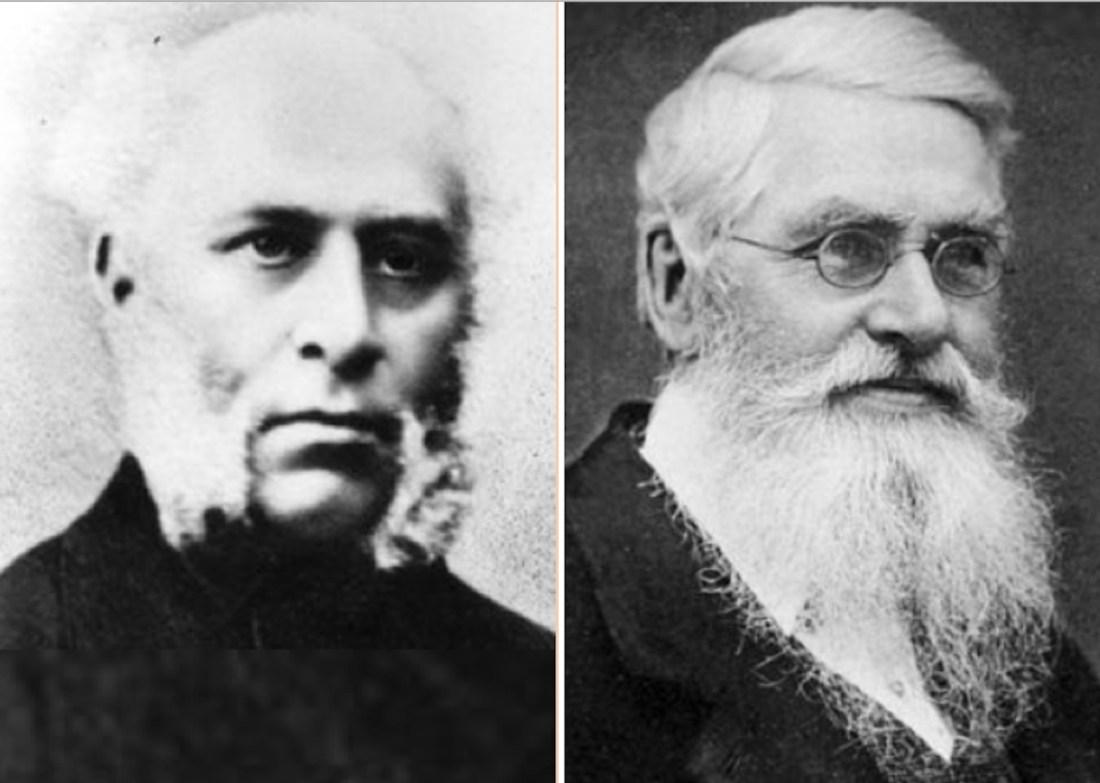 John-Hampden-Alfred-Russell-Wallace-Tierra-plana-terraplanismo-Fraudes-conspiraciones-pseudociencia