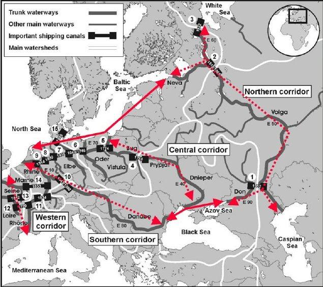 Zebra-mussel-Dreissena-polymorpha-invasive-alien-species-exotic-introduction-pathways-ecosystems-ponto-caspian-bassin-ballast-water-Europe