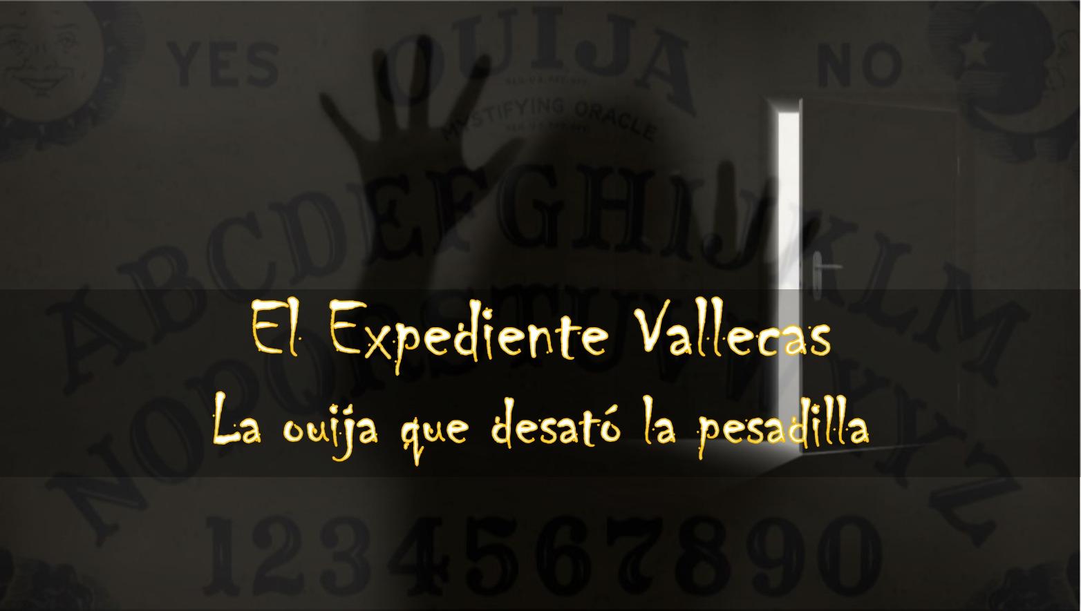 caso vallecas-estefania gutierrez lazaro-fenomenos paranormales-fantasmas-espiritus-ouija