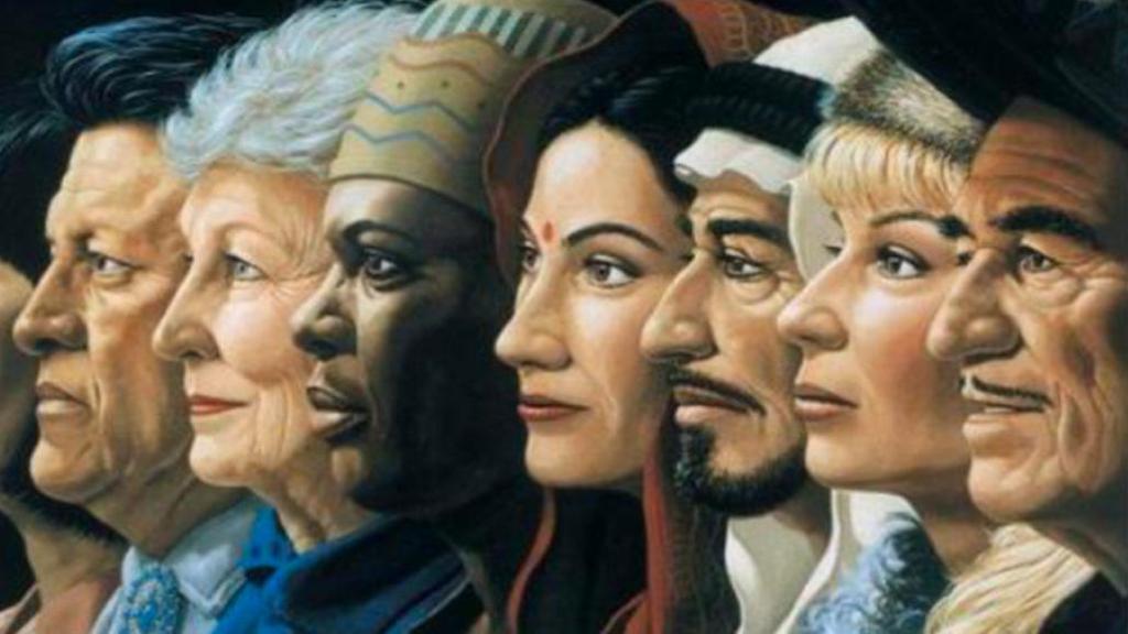 human races don't exist-racism-supremacism-beliefs-hate