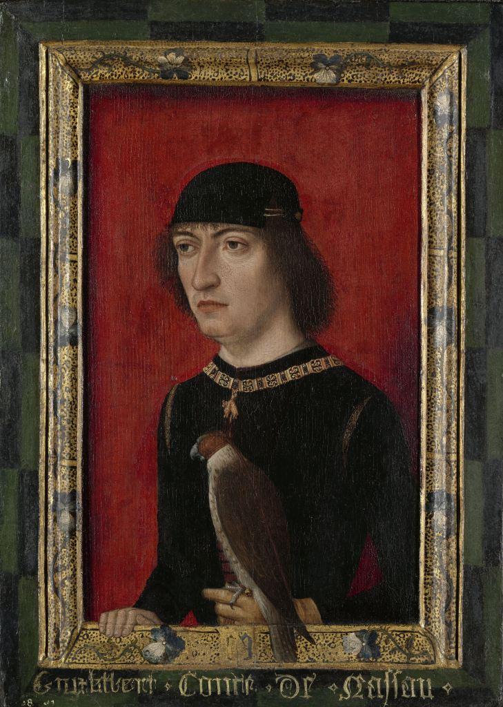 Engelbrecht II Nassau-hieronymus bosch-garden of earthly delights-painting-prado museum-work of art