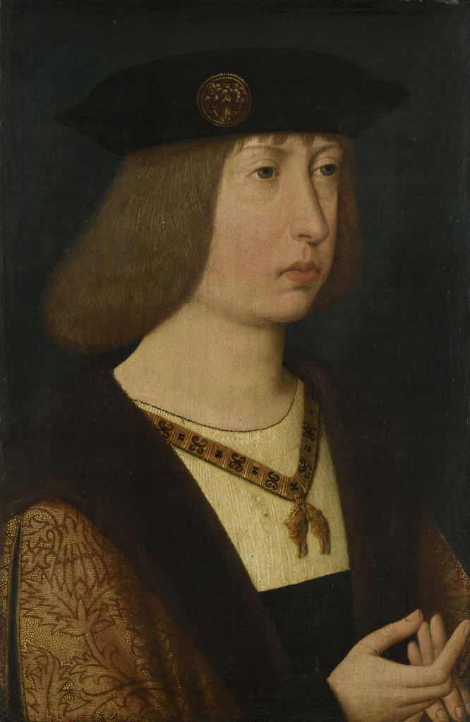 Philip the Handsome-hieronymus bosch-garden of earthly delights-painting-prado museum-work of art