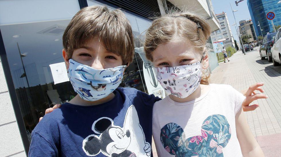 mascarillas y niños-mascarillas recomendadas para niños-mascarillas peligrosas para niños