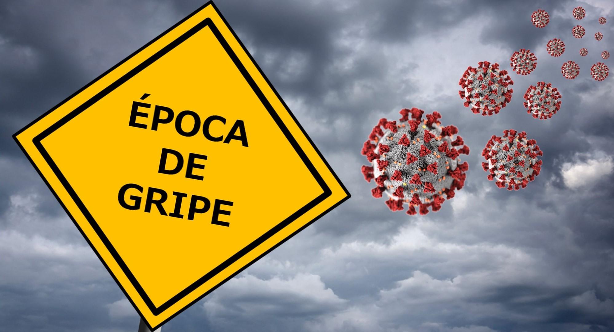 gripe ha desaparecido-no hay casos de gripe-que ha pasado con la gripe-coronavirus-pandemia-sars cov 2-por que las mascarillas han parado a la gripe y no al covid-goticulas-aerosoles-droplets-airborne transmission-transmision por aerosoles