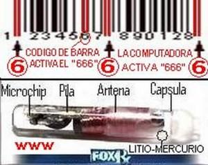 microchip - chip RFID-conspiracion-conspiraciones-numero de la bestia-marca de la bestia-anticristo- bill gates- bill y melinda gates foundation