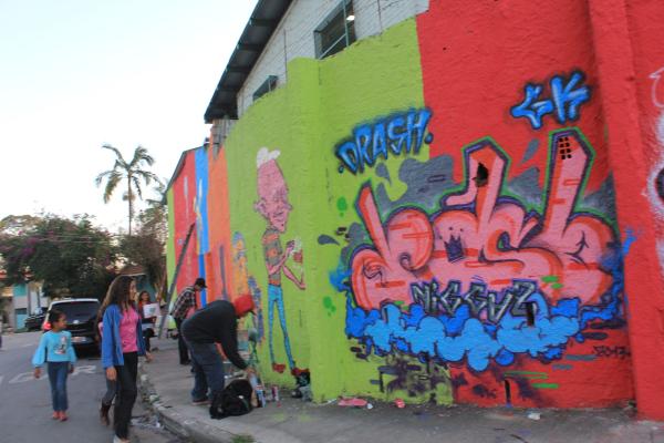 Dez anos de Encontro Niggaz, o maior evento de graffiti de São Paulo