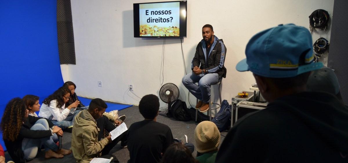 Expressão da Quebrada: Juventude ativa na luta por direitos