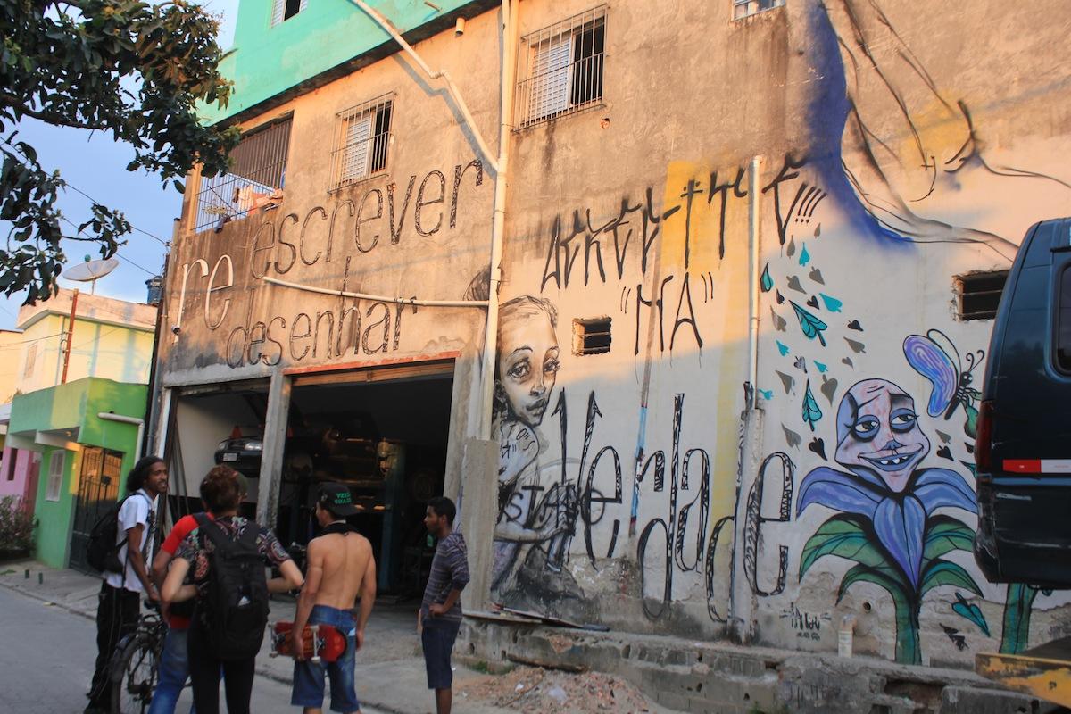 Grajaú, território de artistas