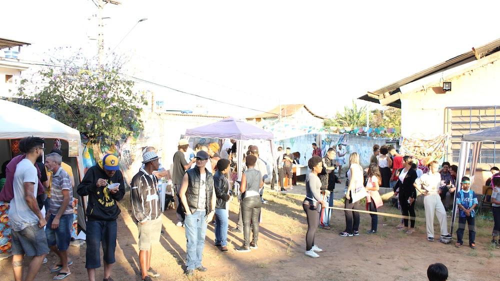'Nóis por Nóis' celebra a transição Inverno/Primavera com festa no Grajaú