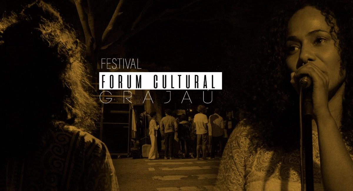 Música, poesia, política e alimentação: Assim foi o Festival do Fórum de Cultura do Grajaú