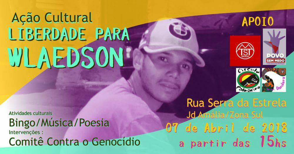 Liberdade para Wlaedson: 132 dias preso sem provas