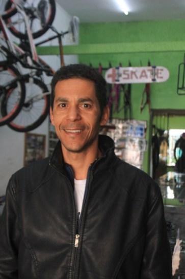 Vargem Grande: maior demanda é por lazer, segundo Fernando Bike (Foto: Matheus Oliveira/Periferia em Movimento)