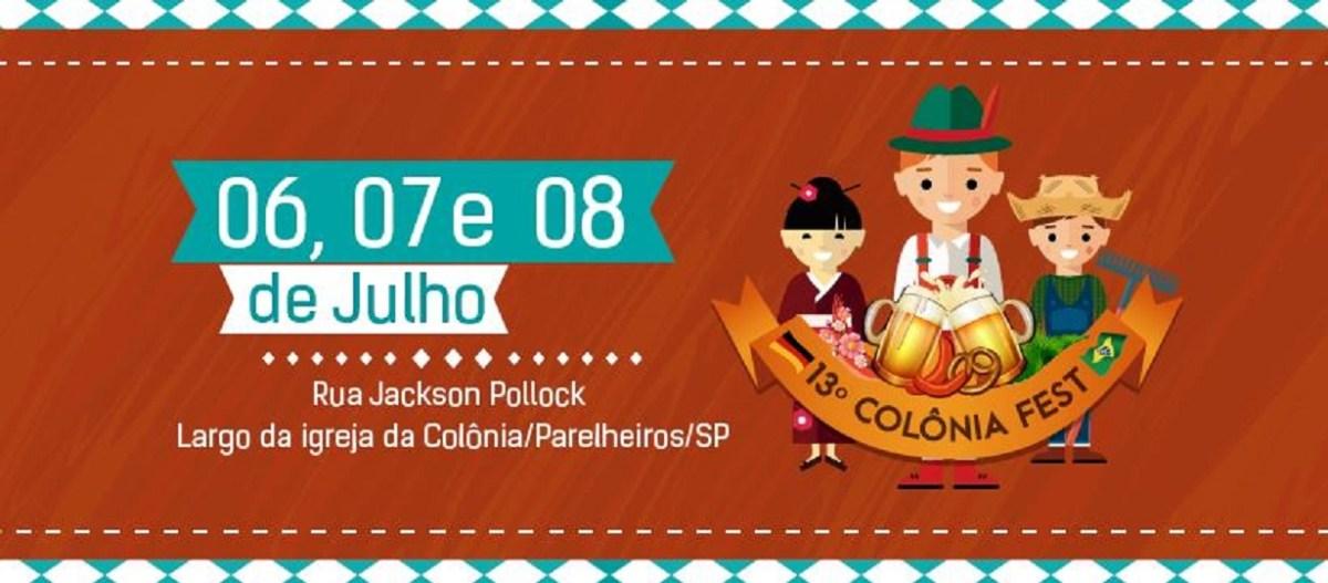13ª Colônia Fest celebra 189 anos de Colonização Alemã em São Paulo
