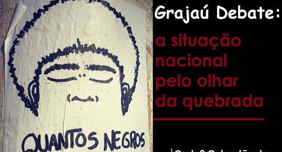 Quebradas resistem: Show e debate sobre o cenário eleitoral no Grajaú e Campo Limpo
