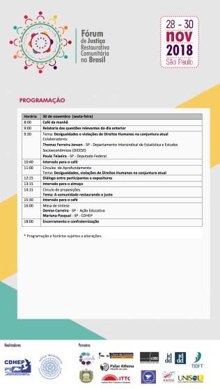 23112018_ 2 PROGRAMACAO-FORUM-DE-JUSTICA-RESTAURATIVA-COMUNITARIA-NO-BRASIL