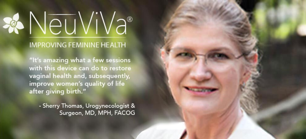 NeuViva feminine health testimonial