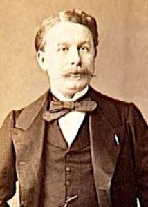 Portrait de Samuel Welles de Lavalette - ©Assemblée Nationale