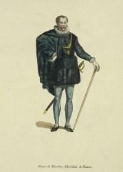 Blaise de Monluc, lieutenant-général de Guyenne -