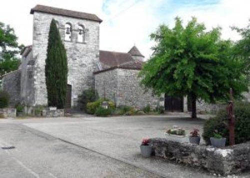 Eglise de Sadillac