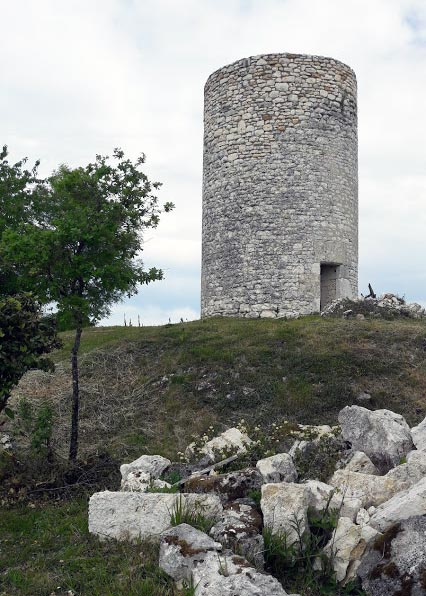 Sadillac : le moulin de Citole
