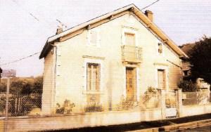 """Maison de type """"loi Loucheur"""" dans le quartier du Toulon"""