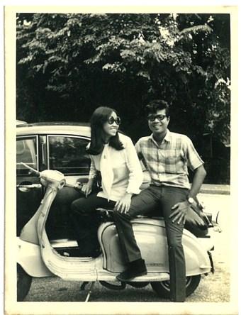 Kevin Bathman's Parents