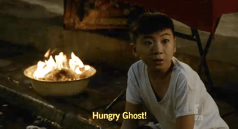 饿鬼 / hungry ghost
