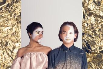 Vidya Rajan and Shannan Lim by Devika Bilimoria