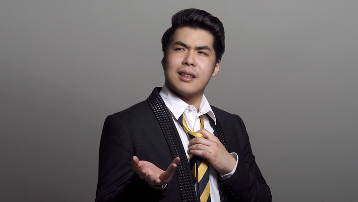 Kuan Jenhan (image via www.comedyfestival.com.au)