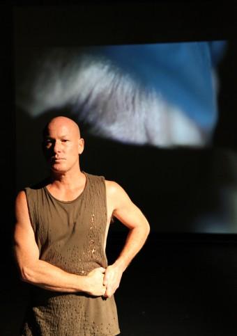 "Jacob Boehme in ""Blood on the Dance Floor"" Pix: Dorine Blaise"