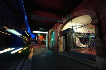 The 4A Centre for Contemporary Asian Art, located in Haymarket, Sydney.