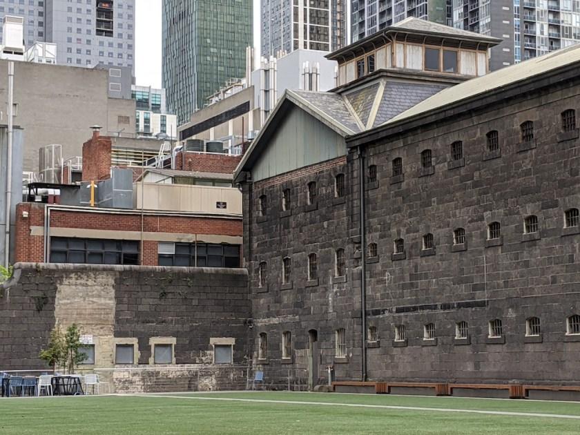 Old Melb Gaol