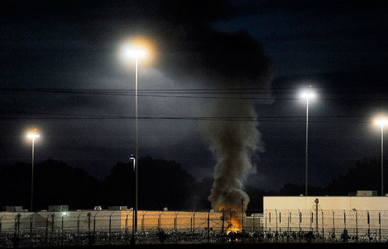 Uprising at Adams County Correctional Facility, Mississippi