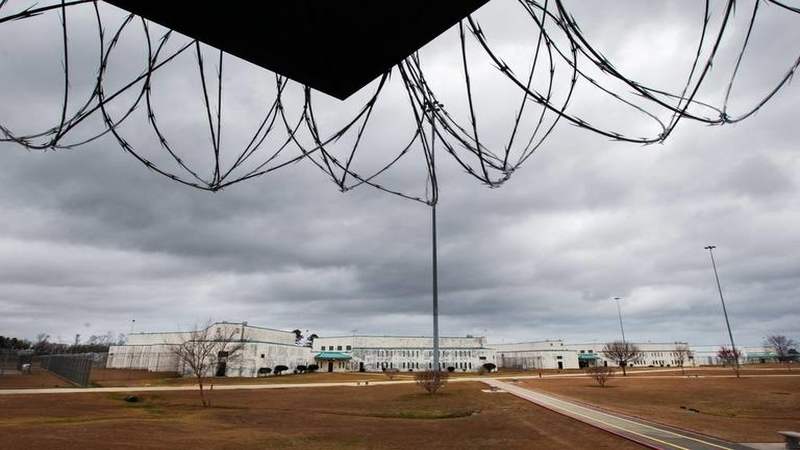 Uprising at Lee Correctional Institution, South Carolina