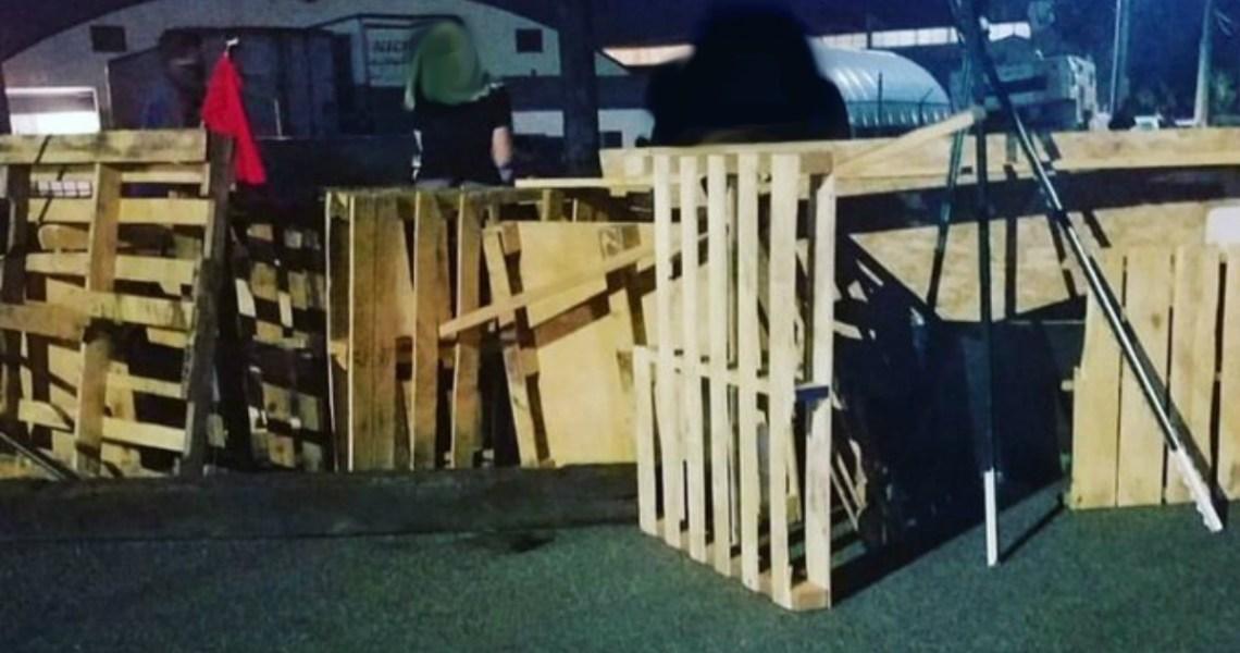 Hunger Strike and Encampment at Northwest Detention Center, Tacoma