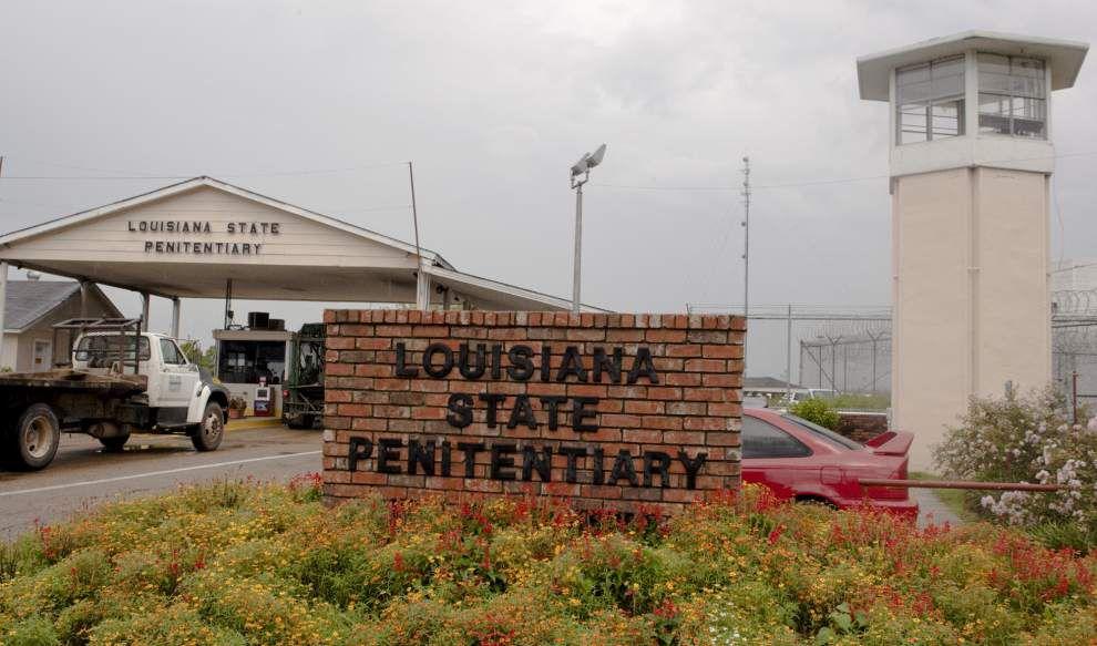 Work Stoppage at Angola Prison, Louisiana